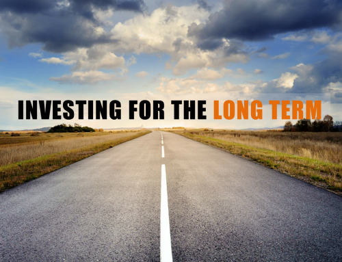 What does it mean to be a Long Term Investor?