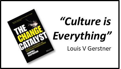 Is your culture ready for change?